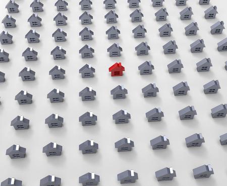 houses: Houses Stock Photo