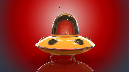 invader: Flying saucer
