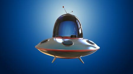?flying saucer?: Platillo volador