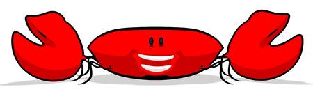 omnivorous: Happy Crab