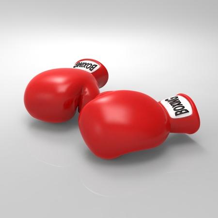 ko: Boxing Stock Photo