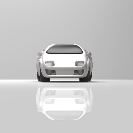 aerodynamic: Car
