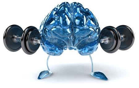 Brein karakter opheffen gewichten