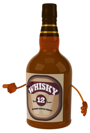 whisky: Whisky Stock Photo