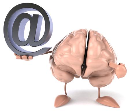 percepción: diversión cerebro