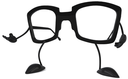 Spectacles character