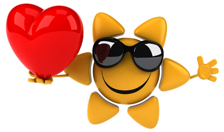 fun in the sun: Fun sun
