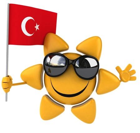 turk: Fun sun