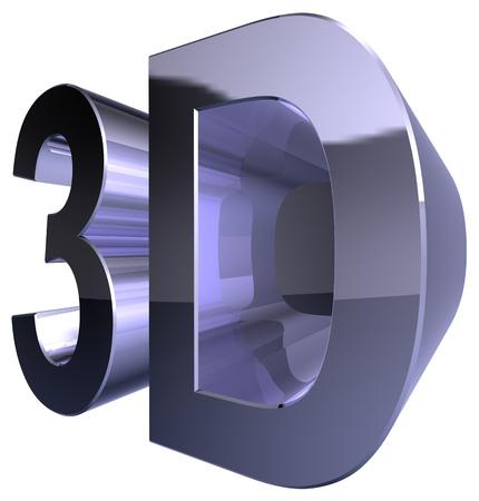 3d: 3D