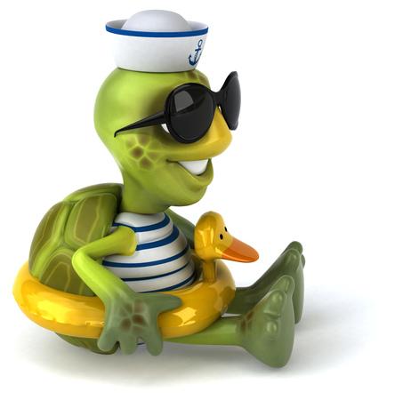 slower: Fun turtle