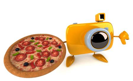 Fun camera Stock Photo