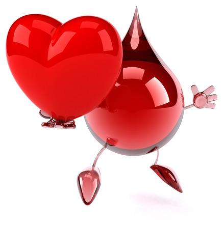 hemorragia: Blood  Foto de archivo