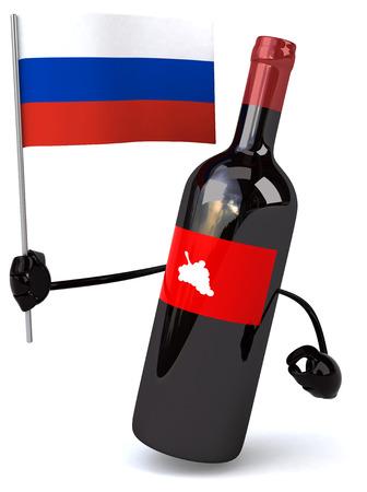 drunk entertain: Wine Stock Photo
