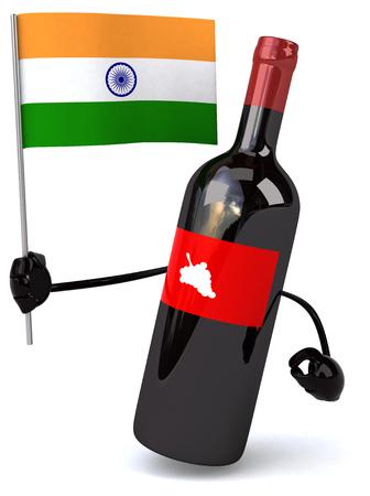 dinners: Wine Stock Photo