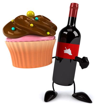rouge: Wine Stock Photo