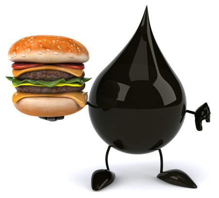 food poison: Oil