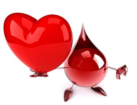 spill: Blood