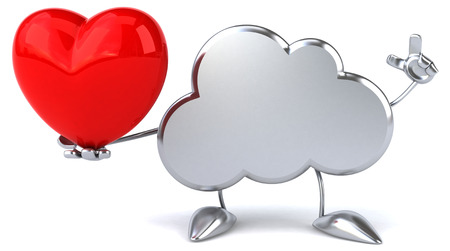 computer operator: Cloud