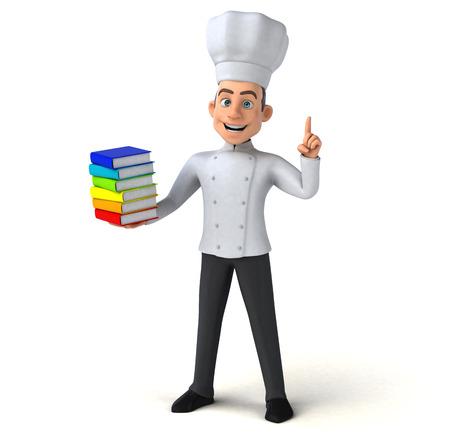 teach: Fun chef