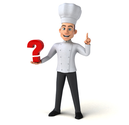 eating questions: Fun chef