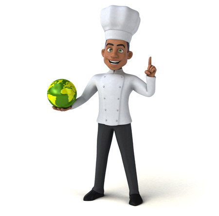 country kitchen: Fun chef
