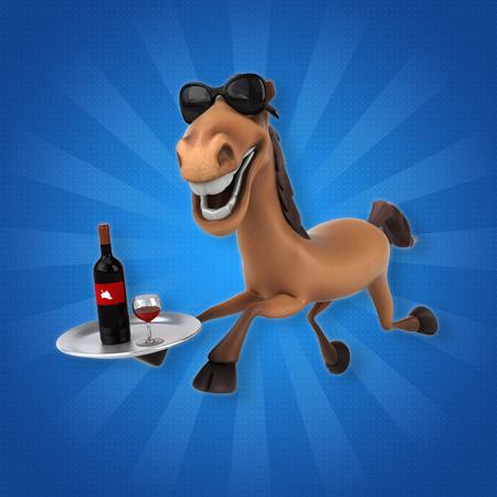 caballo bebe: Fun horse