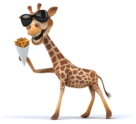 girafe: Fun giraffe