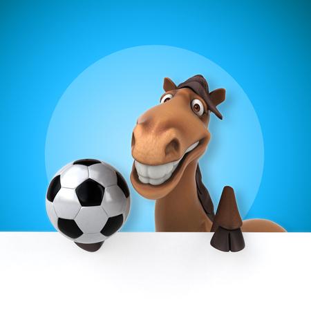 studs: Fun horse