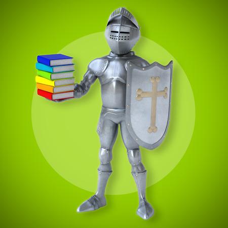 school age: Fun knight