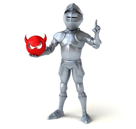 battle evil: Fun knight