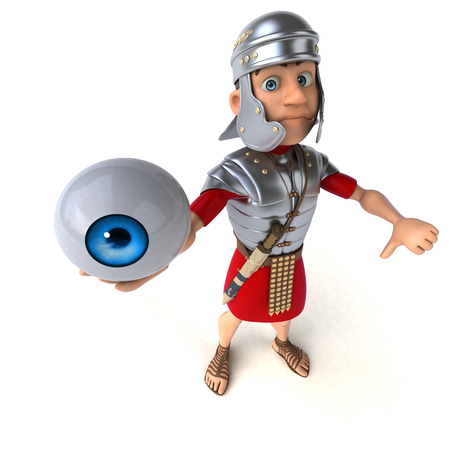 big brother: Roman soldier