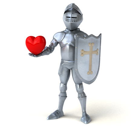 mediaeval: Fun knight