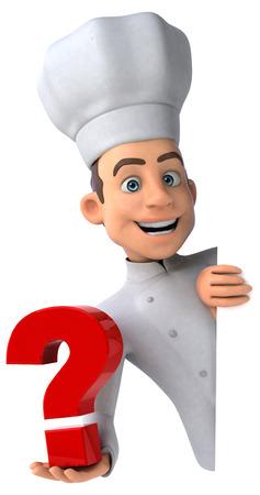 restaurant questions: Fun chef