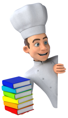chef cooking: Fun chef
