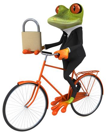 amphibian: Fun frog