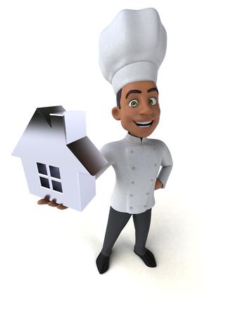 3d chef: Fun chef