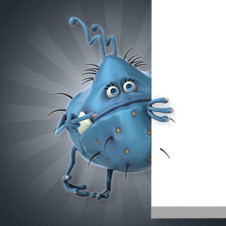 aids virus: Germ