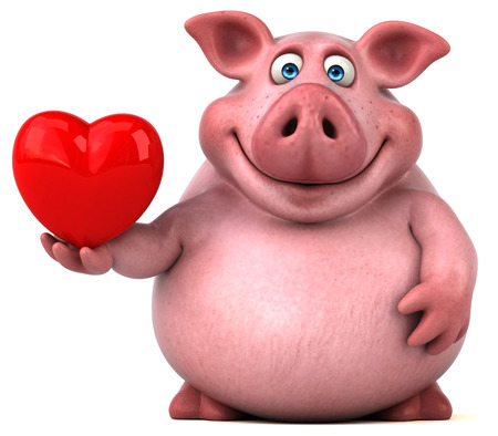 Pig Heart Stock Photos Royalty Free Business Images