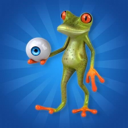 big brother: Fun frog