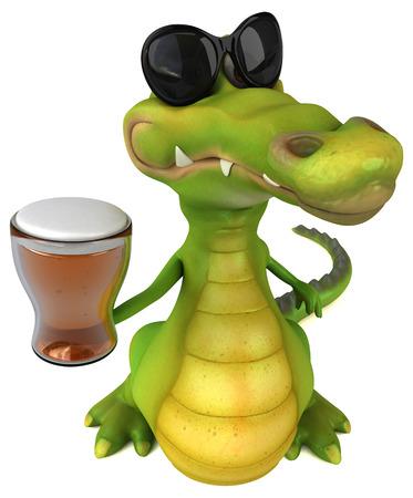 alligators: Fun crocodile