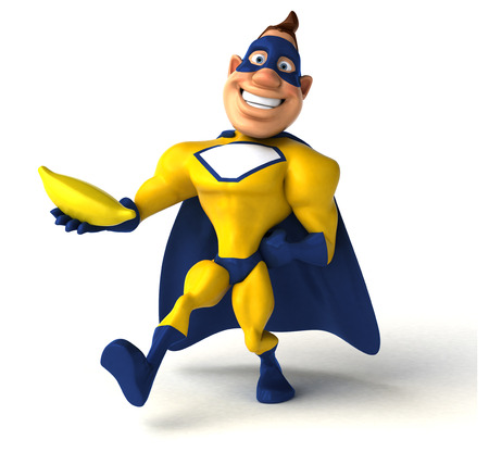tough man: Fun superhero