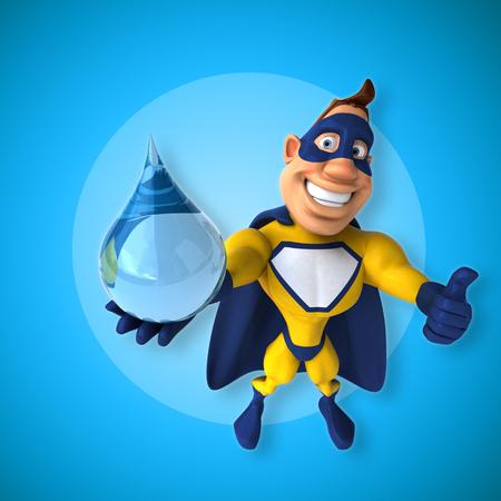 tough: Fun superhero