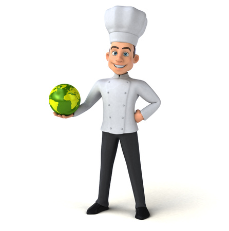 Fun chef Stok Fotoğraf - 80782888