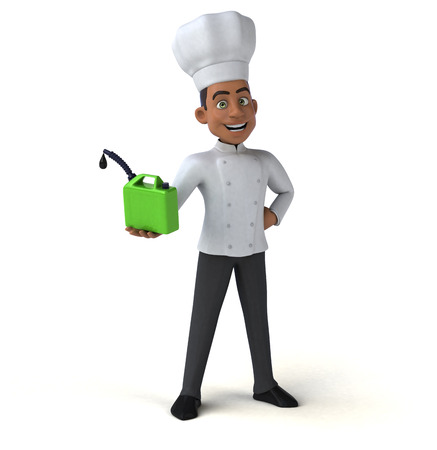 Fun chef Stok Fotoğraf - 80783062