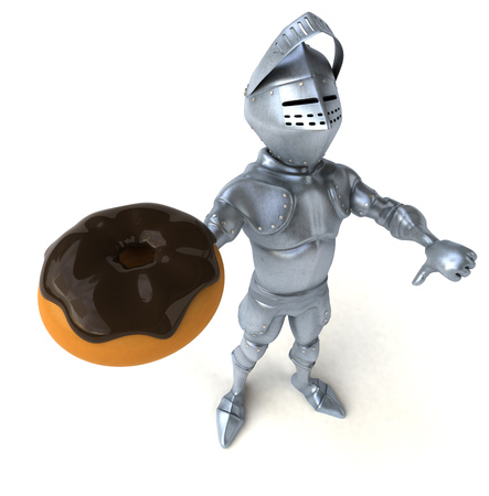 historical battle: Fun knight
