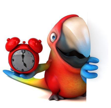 beak: Fun parrot
