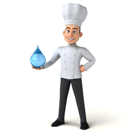 waterdrops: Fun chef