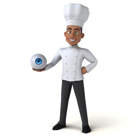 Fun chef Stok Fotoğraf - 80828455
