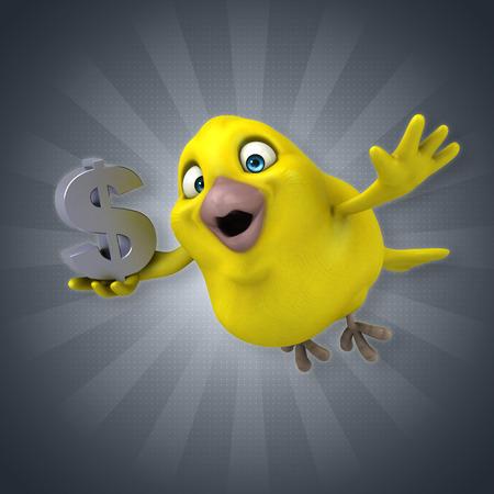 Fun bird