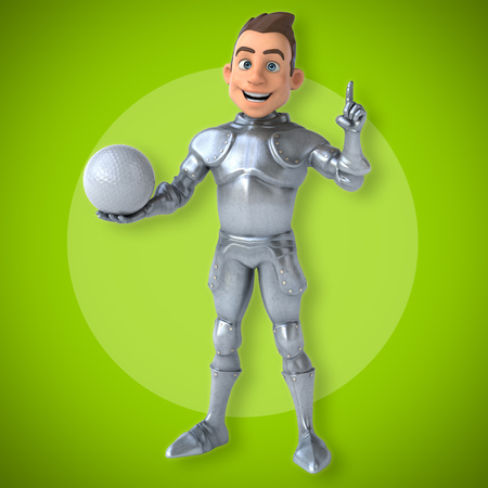 costume ball: Fun knight